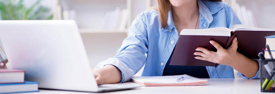 Cours et excercices en ligne